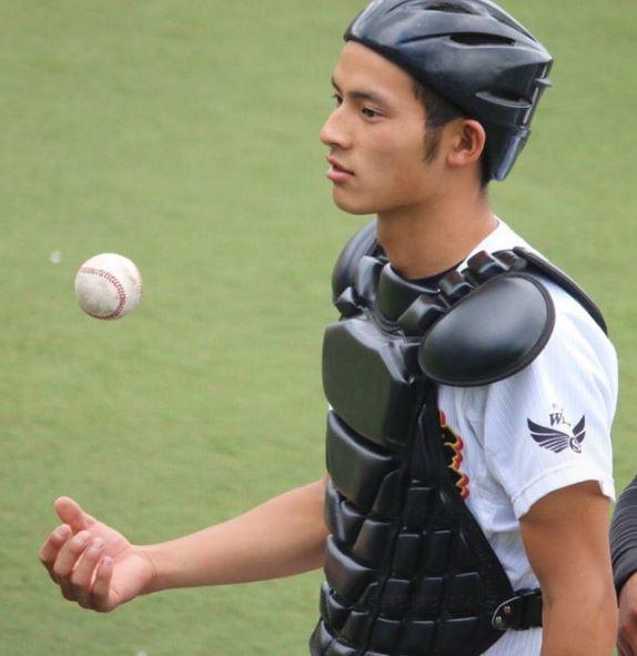 岡田健史高校野球時代