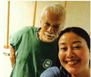 マイク眞木と嫁の和田加奈子