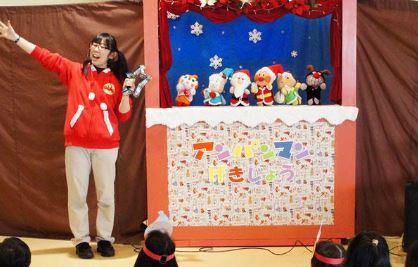 アンパンマンミュージアム横浜人形劇
