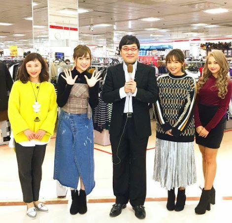 ヒルナンデス12/73色ショッピングしまむらアベイルコーデ