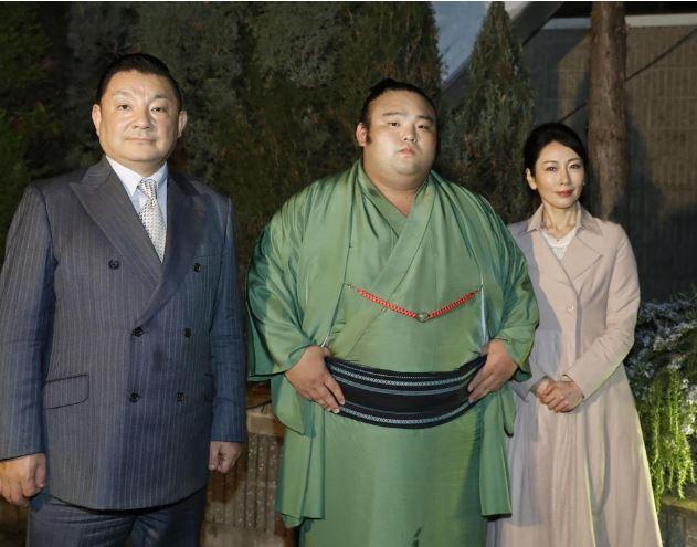 貴景勝 母親 韓国人