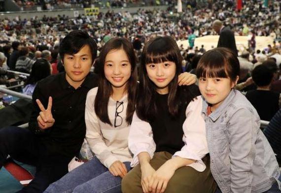 本田望結兄弟5人長女事故妹ハーフ