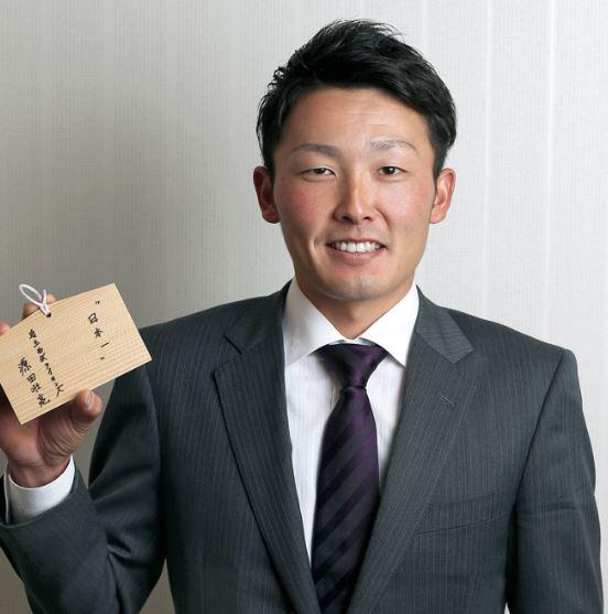 源田壮亮血液型性格守備率やトーマスとの関係